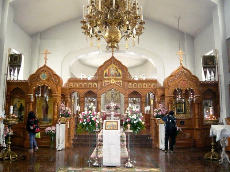 リントゥラ至聖三者女子修道院